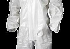 - Vêtements produits chimique
